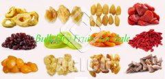 Dried Fruits in Bulk from Top Manufacturer
