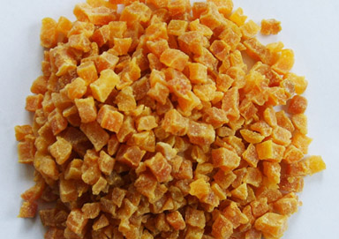 Dry Diced Pear