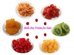 Learn Dry Fruits with Colorful Pictures